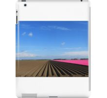 Tulips and Perspective  iPad Case/Skin