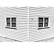 Window Symmetry Photographic Print