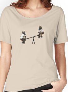 Kids IN GAss MAsks Women's Relaxed Fit T-Shirt