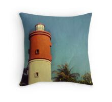 your typical lighthouse Throw Pillow