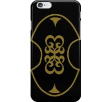 Celtic shield decoration iPhone Case/Skin