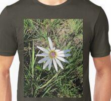 Flower in veld Unisex T-Shirt