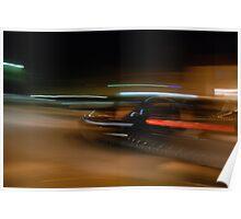 car at night Poster