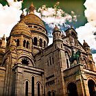 Montmartre_Paris by 10dier