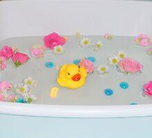 Foot Bath by Danceintherain