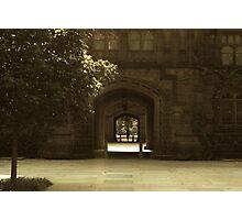 East Pyne Hall  Photographic Print