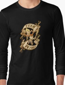 Team PK Fire Long Sleeve T-Shirt