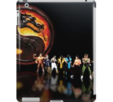 Mortal Kombat pixel art iPad Case/Skin