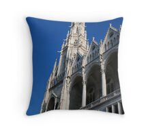 Hungarian Parliament Throw Pillow