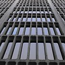 Side Of A Building- Downtown Toronto by Tracy Faught