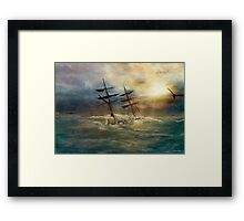 """Going Home"" Framed Print"