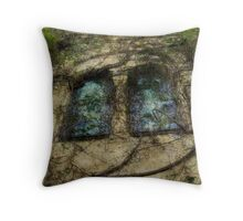 Forest Hill Abbey Throw Pillow