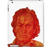 Richard Feynman iPad Case/Skin