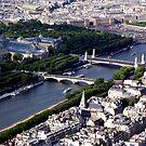 La Seine_Paris by 10dier
