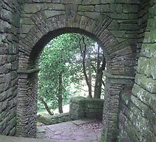 Another Archway by Julie Lunan