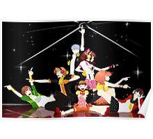 Dancing All Night Poster