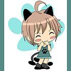 Mew Mew Chibi Cat by KeitaChan