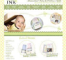 Children's Gift Website by addesign