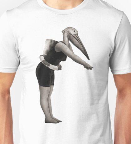 Anthropomorphic N°9 Unisex T-Shirt