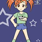 AniMix Mascot Kei by KeitaChan