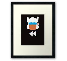 Transformers - Rewind Framed Print