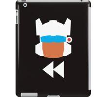 Transformers - Rewind iPad Case/Skin