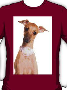 Italian whippet puppy T-Shirt