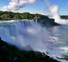 Niagara Falls, Ontario Canada by Sherry Seely