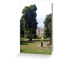 Country Park Greeting Card