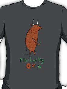 The Lucky Ox T-Shirt