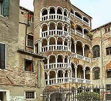 Venice Secret - Palazzo Contarini dal Bovolo by paolo1955