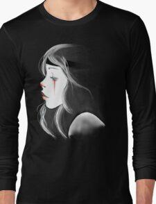 clown girl Long Sleeve T-Shirt