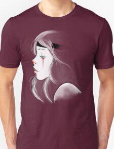 clown girl Unisex T-Shirt