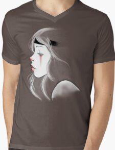 clown girl Mens V-Neck T-Shirt