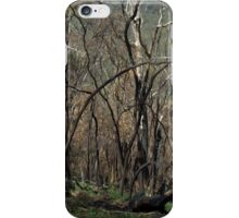 The Burnt Hill iPhone Case/Skin