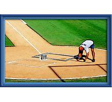 Pre-game Baseball Image #4 Photographic Print