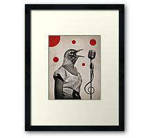 Anthropomorphic N°11 Framed Print