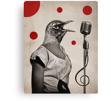 Anthropomorphic N°11 Canvas Print