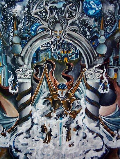 Archdweller by Shane  Mclaren