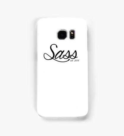 Sass Original Samsung Galaxy Case/Skin