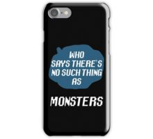 Who says- Digimon 2 iPhone Case/Skin