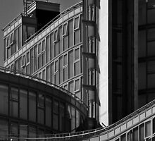 Falcon Wharf Architecture by AjayP