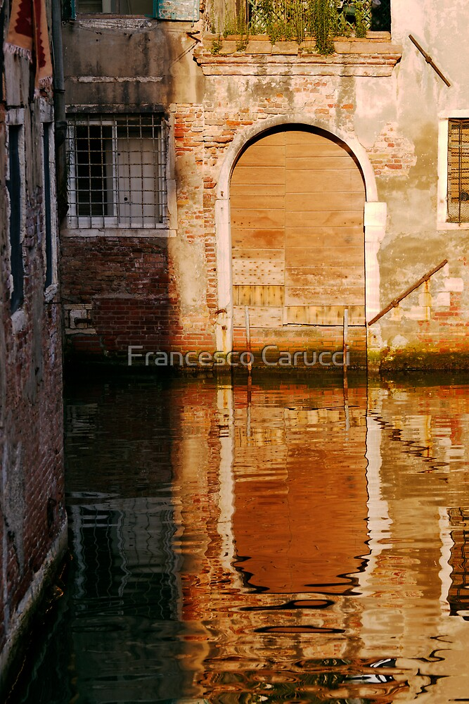 Canal by Francesco Carucci