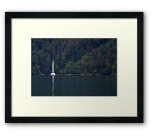 Floating Framed Print