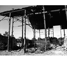 Derelict Industry Photographic Print
