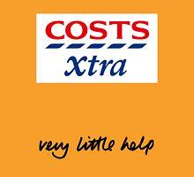 Extra Cost (light background) Unisex T-Shirt