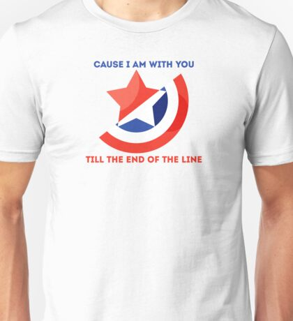 Till the End of the Line Unisex T-Shirt