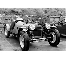 Ards TT .. Frazer Nash Photographic Print