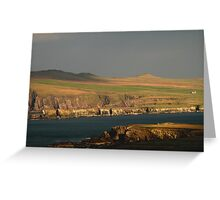 Dingle 2 Greeting Card