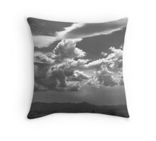 CLOUD COVER3 Throw Pillow